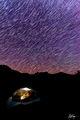 Chimney Rock, Colorado, Courthouse Mountain, Meteor, Night, Nightscape, Owl Creek Pass, Quarter Dome, REI, Star Trails, Stars, dark