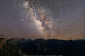 Mount Sneffels, Milky Way, July, Cimarron Mountains, San Juan Mountains, Uncompahgre Peak, 14er, Precipice Peak, night, nightscape, PhotoPills, backpacking