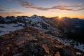 14er, 14ers, Climbing, Colorado, El Diente, Lake Hope, Landscape, Mount Wilson, Mountains, San Juan Mountains, San Miguel Mountains, San Miguel Peak, Sheep Mountain Special Management Area, Sunstar, T