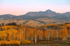 Country Road, Take Me Home - Colorado (2020) print