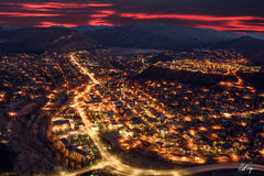 New Years Sunrise over Durango (2018) print