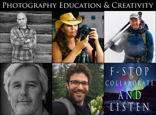 Landscape Photography Education and Creativity - A Panel Discussion
