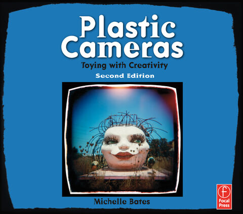 Plastic Cameras, book, cover, second edition