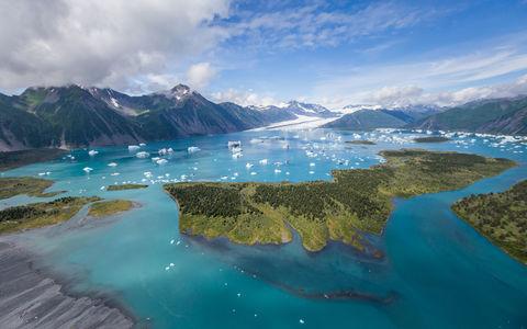 2014, 2015, Alaska, adventure, aerial, art, artist, backcountry, beautiful, custom, denali, exit glacier, fine art, helicopter, landscape, landscpae, mount, mountains, national park, national preserve