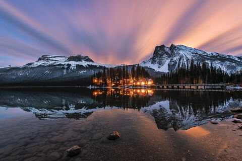 Banff November 2019, Enchantment in the Rockies