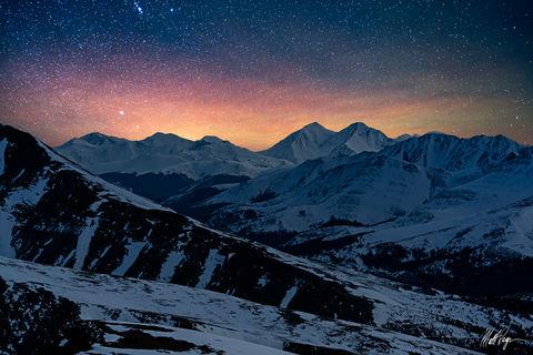 14er, 14ers, Climb, Colorado, Grays Peak, Mountains, Night, Nightscape, Stars, Mosquito Range, Torreys Peak, Denver