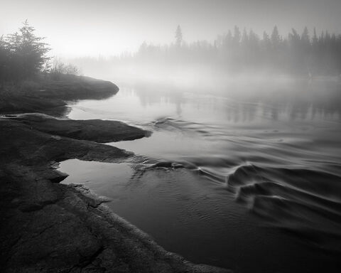 Joel Truckenbrod, Minnesota, Black and White