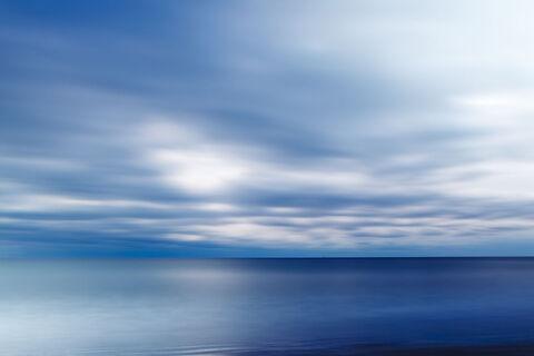 atlantic ocean, beach, blue, clouds, new england, new hampshire,