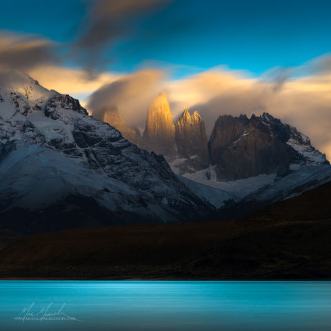 CHILE, marc muench