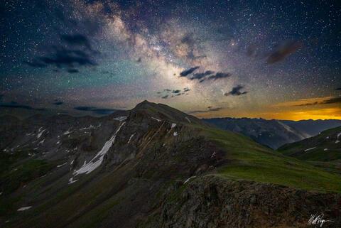 Tower Peak Milky Way (2021)