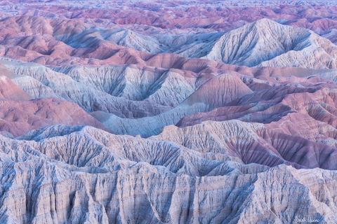 Anza-Borrego Desert State Park, Badlands, California, Desert