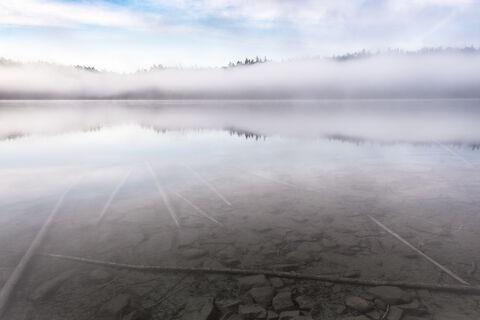 Layers in the Mist 1  - Ernesto Ruiz