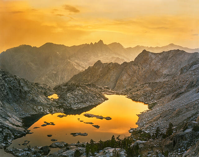 Photographing the High Sierra with Large Format Film - A Conversation with Claude Fiddler