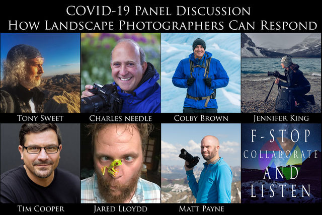 A Photography Panel Discussion on COVID-19 - F-Stop Collaborate and Listen Podcast