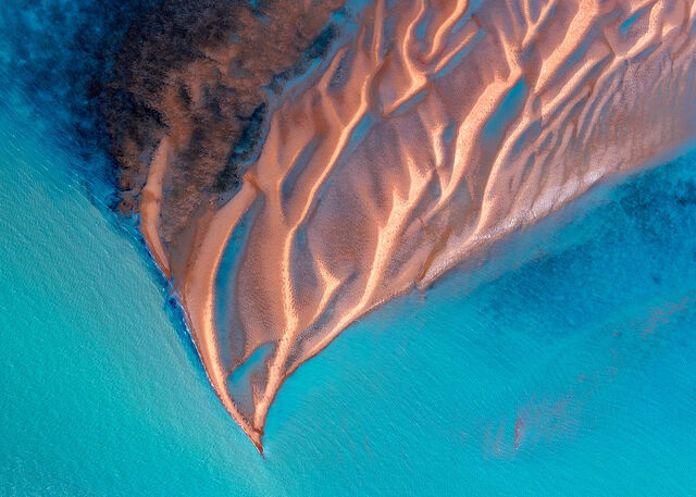 The Feminine Sublime Through Aerial Landscape Photography - A Conversation with Carolyn Cheng