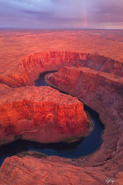red, southwest, Colorado River, Sandstone, rainbow, Page, Arizona, radiance, grand scenic