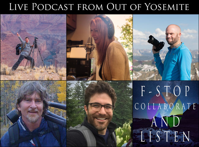 Live Podcast from the Out of Yosemite Conference