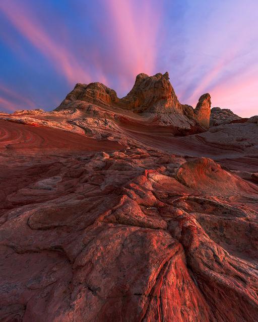 Arizona, Landscape, March, Rock, Sandstone, Sony A7R2, Southwest, Spring, Vermillion Cliffs National Monument, desert