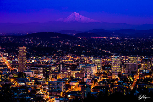 Portland Oregon: Fine Art Prints
