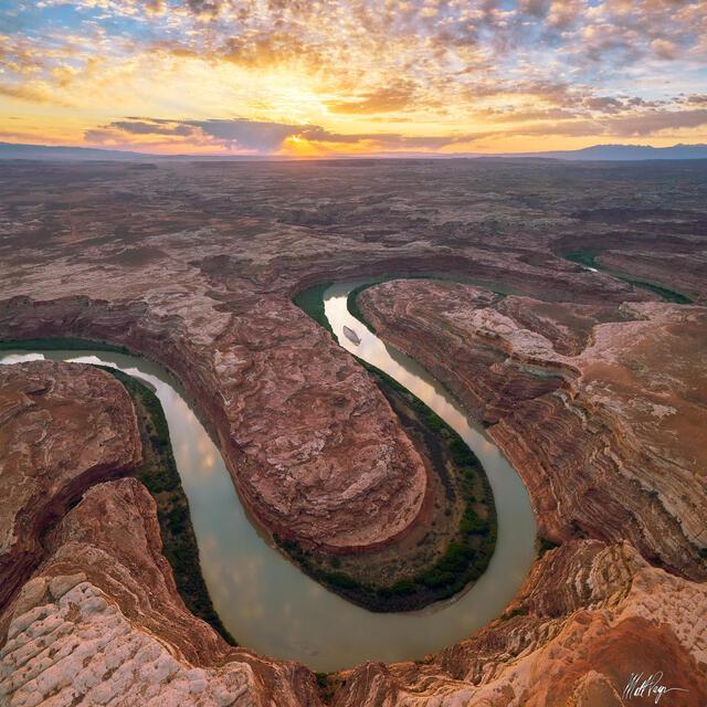 Winding Utah Sunrise (2021)