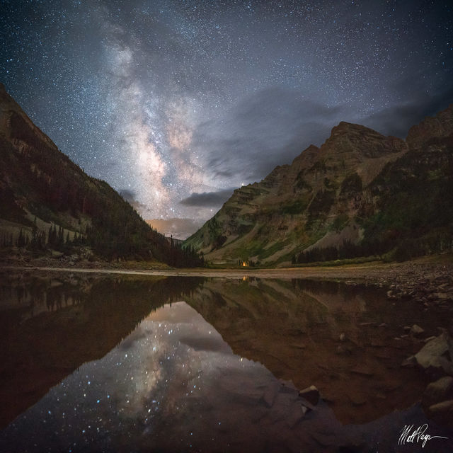 14er, 14ers, Climbing, Colorado, Crater Lake, Elk Mountains, Landscape, Maroon Bells, Milky Way, Mountains, Night, Nightscape, Reflection, Stars