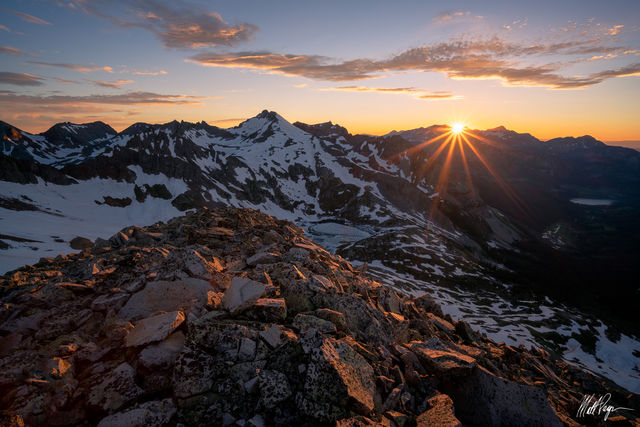 14er, 14ers, Climbing, Colorado, El Diente, Lake Hope, Landscape, Mount Wilson, Mountains, San Juan Mountains, San Miguel Mountains, San Miguel Peak, Sheep Mountain Special Management Area, Sunstar, T