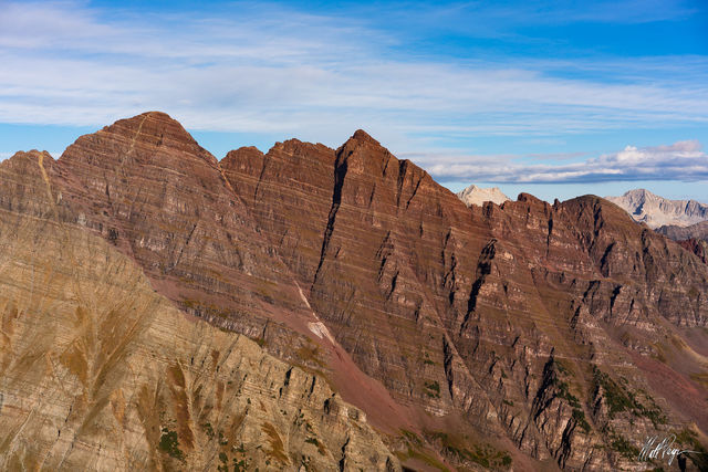 14er, Aspen, Capitol Peak, Colorado, Elk Mountains, Landscape, Maroon Bells, Mountains, Snowmass Mountain, fine art