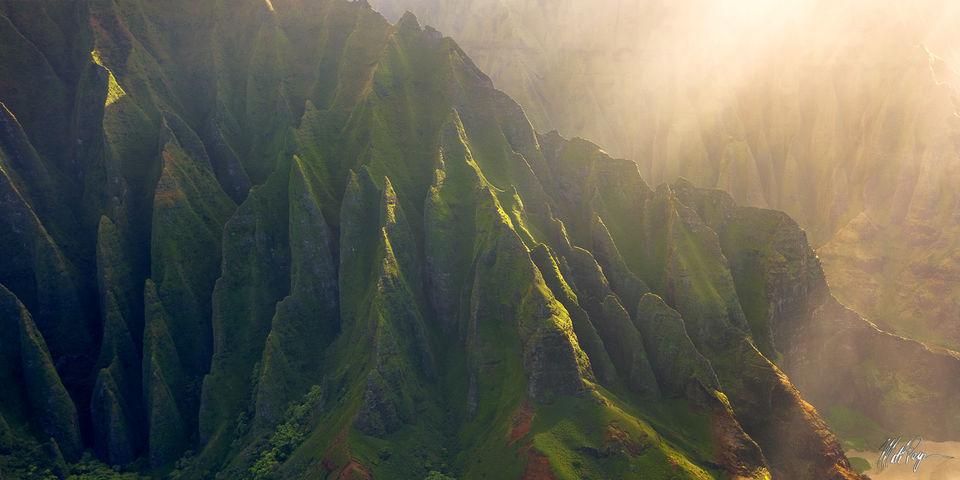 Kauai, Na Pali Coast, Ocean, Rugged