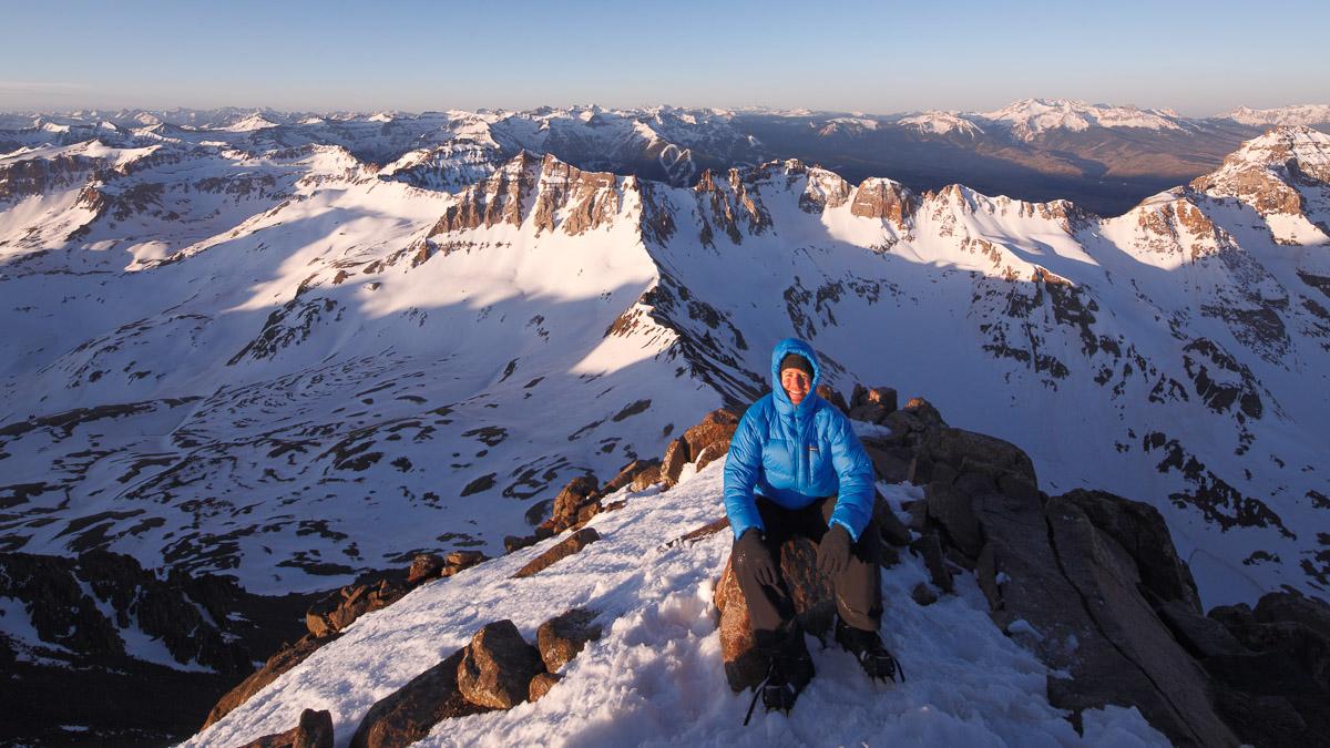 Colorado, Jack, Mt. Sneffels, San Juan Mountains, Sneffels Range, photo