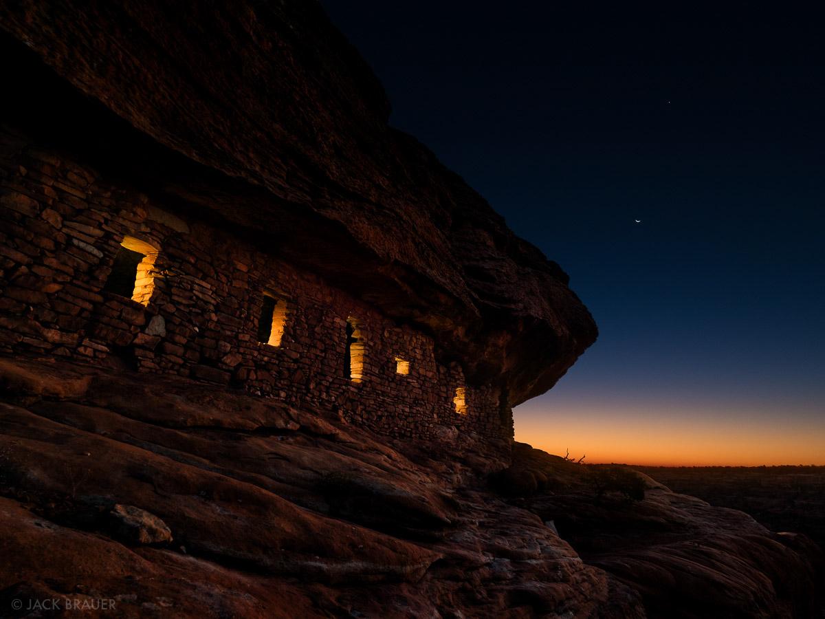 Cedar Mesa, Citadel, Utah, photo