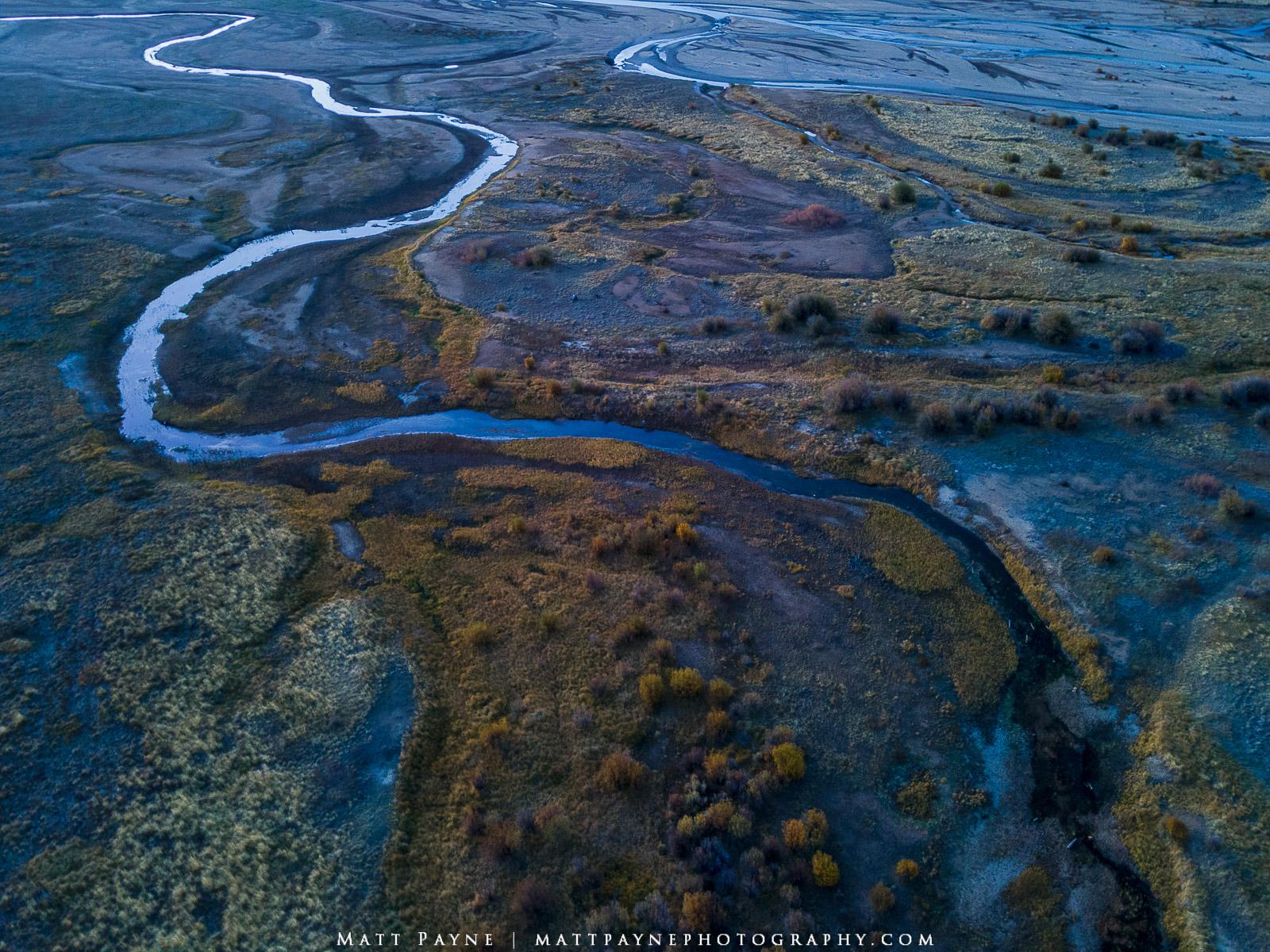 Autumn, Colorado, Fall, Snake, Stream, photo