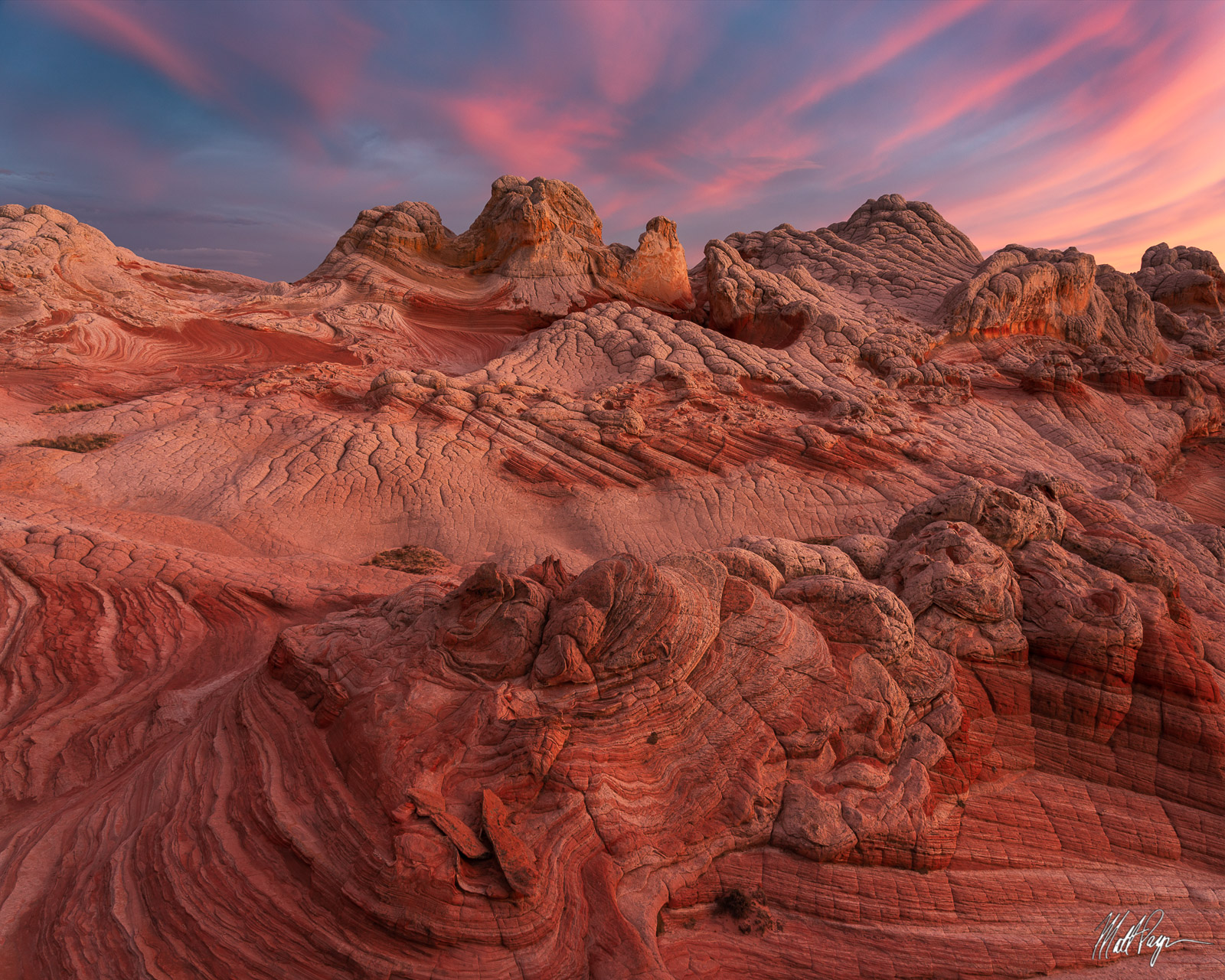 Landscape, Rock, Southwest, Spring, Desert, Arizona, Vermillion Cliffs National Monument, wide angle, waves, color, sandstone, shapes, patterns, nature, photo
