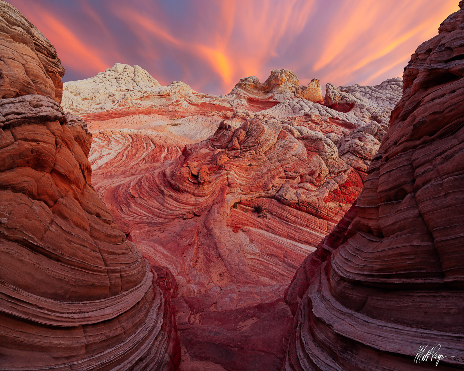 Arizona, Clouds, Dragon, Eye, Glow, Landscape, March, Rock, Rocks, Sandstone, Sony A7R2, Southwest, Spring, Sublime, Sunset, Vermillion Cliffs National Monument, desert, red light, soft, photo
