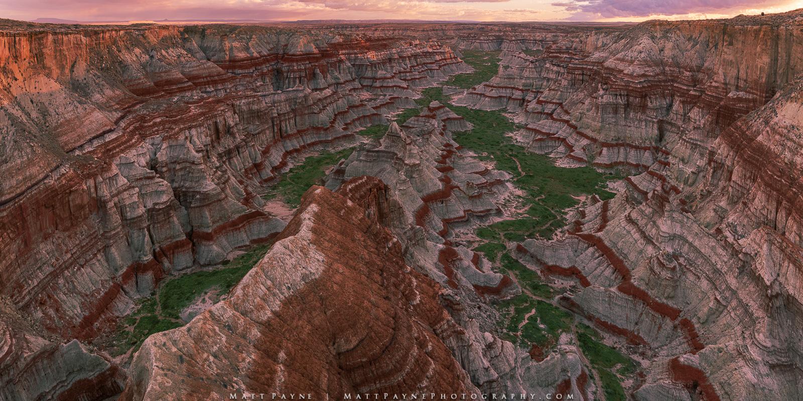 Erosion, Panorama, Ribbons, amphitheatre, canyon, desert, geologic, layers, photo