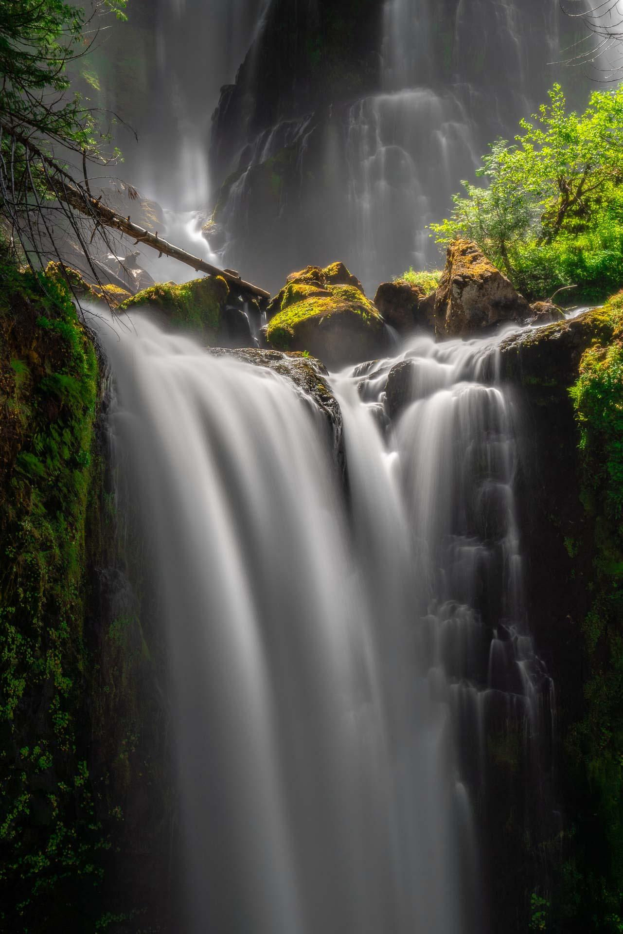 Falls Creek Falls, photo