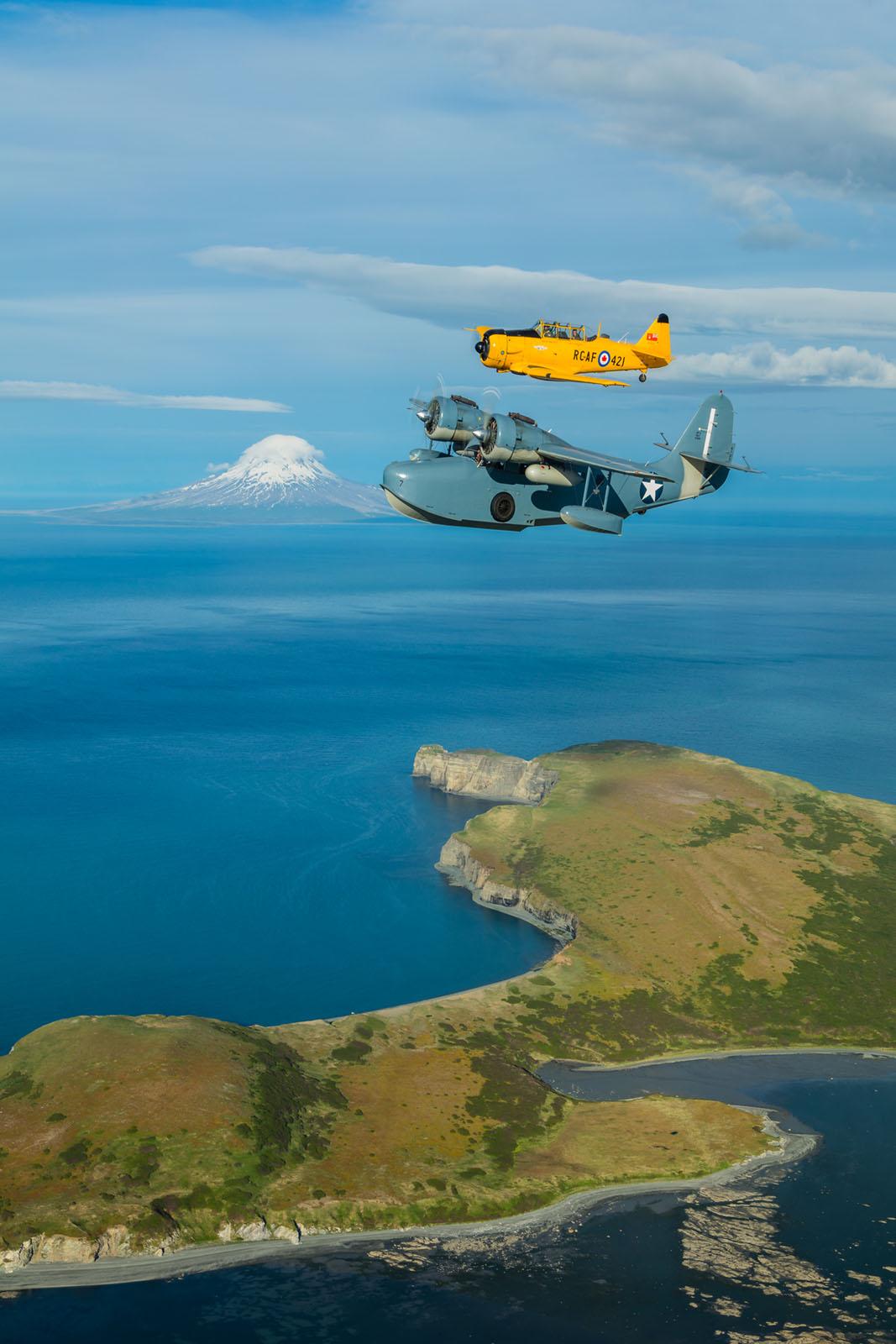 2017, 50mp, 5ds r, Alaska, JRF-5 Grumman Goose, Kenai Peninsula Borough, adventure, aerial, airplanes, alaska wing, art, artist...