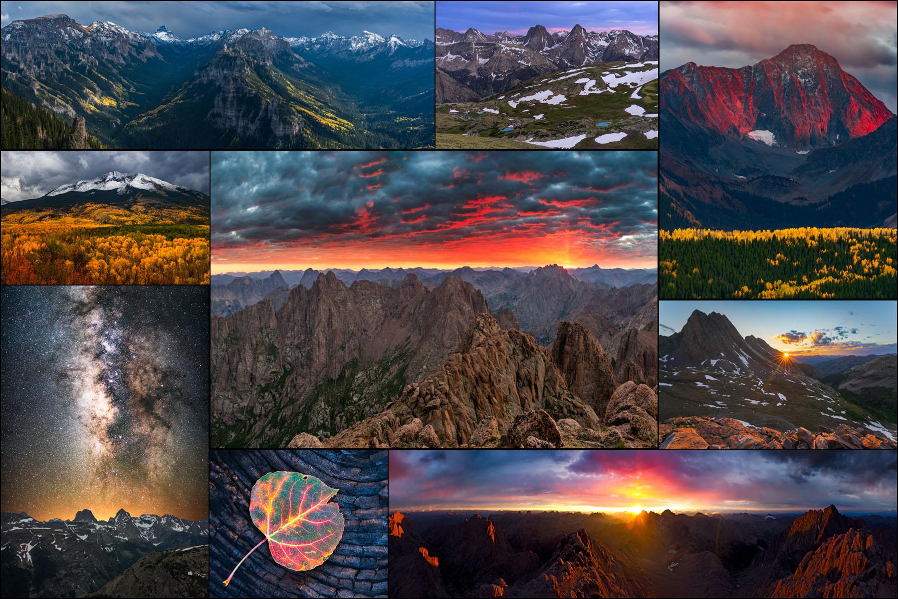 Colorado, Landscape Photography, Fourteeners, 14ers, Matt Payne, Prints, Photography, Nature