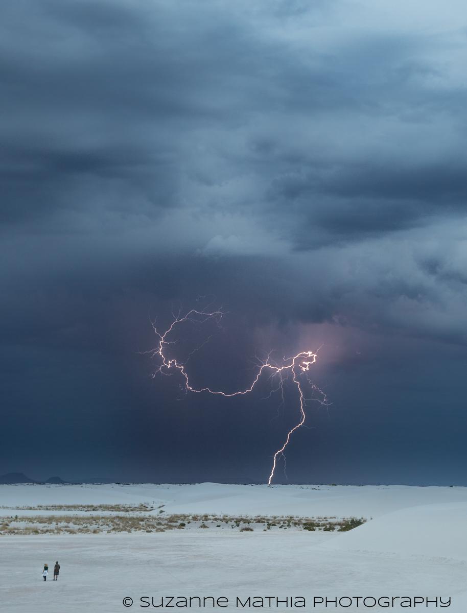 Desert New Mexico, Dunes, Weather