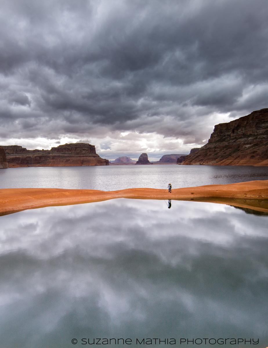 Arizona, Lake Powell, photo