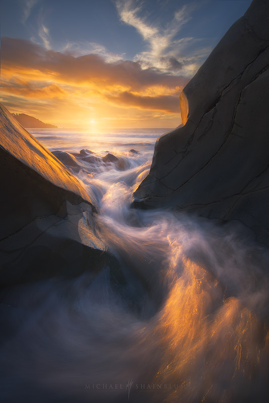 Bay Area, California, Ocean, Pacific, Sunset, baker beach, cavern, caves, clouds, colorful, flow, golden gate bridge, golden gate national park, lands end, san francisco, seascape, spray, sutro baths,, photo